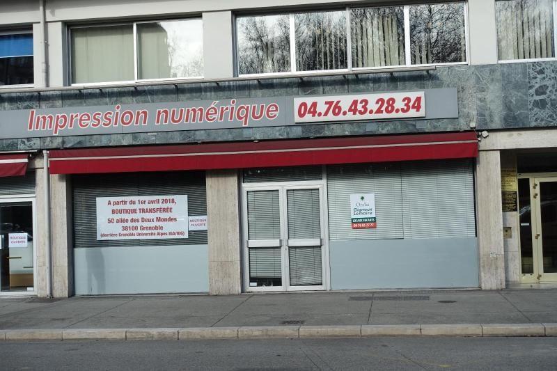 Location boutique Grenoble 1536€ CC - Photo 1