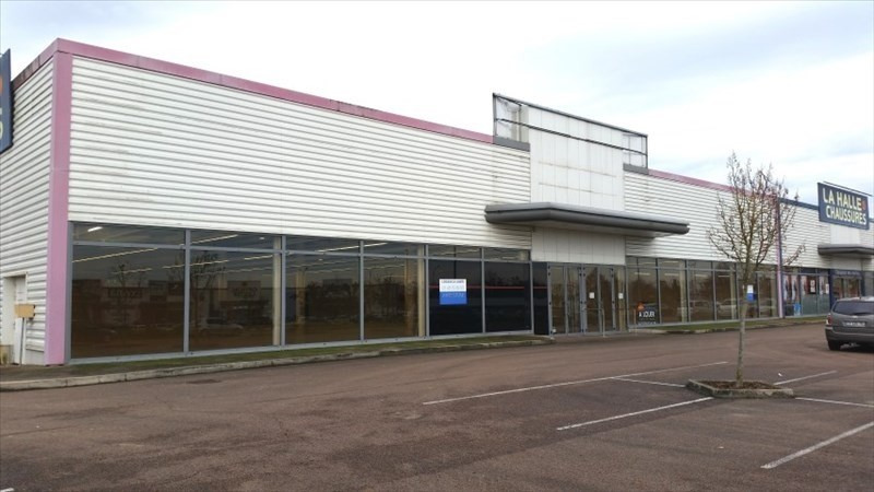 Location local commercial Moneteau 10 000€ +CH/ HT - Photo 9