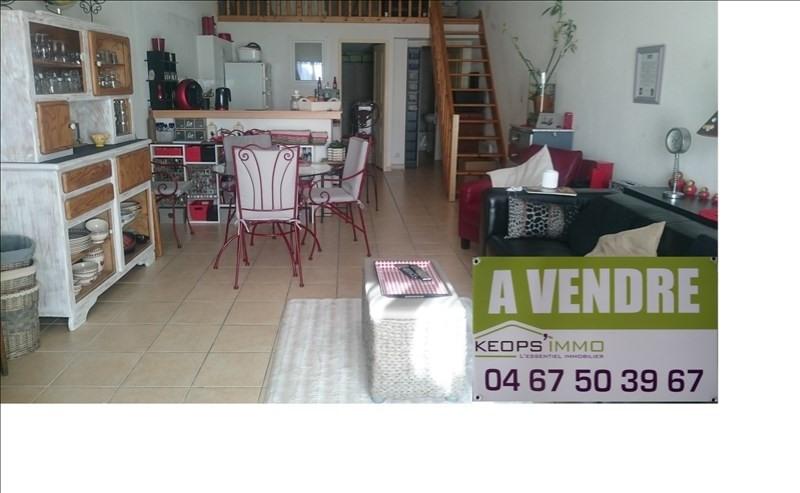 Vente appartement Perols 197000€ - Photo 1