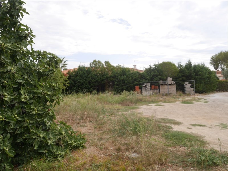 Sale site St laurent de la salanque 102 000€ - Picture 3