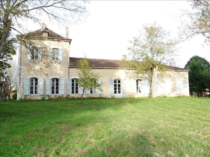 Sale house / villa Le passage 299900€ - Picture 1