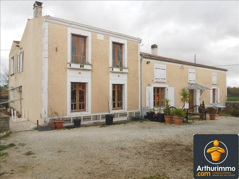 Sale house / villa Aulnay 117000€ - Picture 1