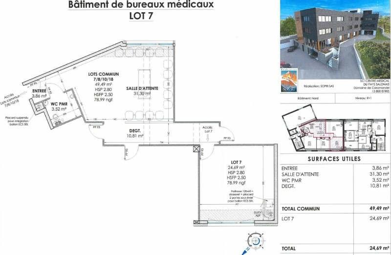 Produit d'investissement appartement Salon de provence 157000€ - Photo 2