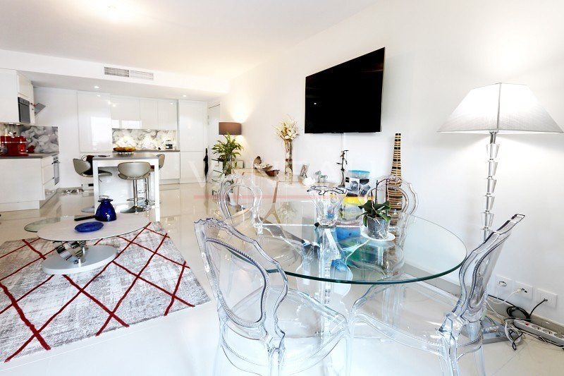 Vente de prestige appartement Juan-les-pins 375000€ - Photo 1