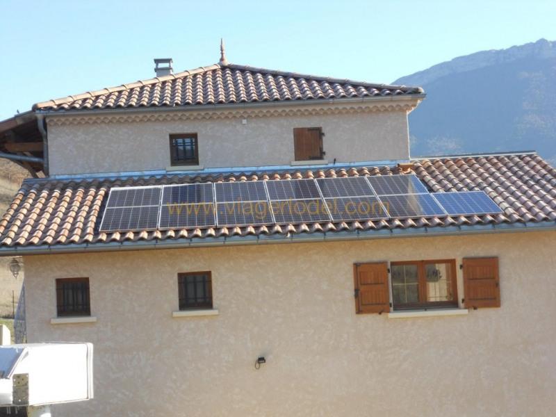 Lijfrente  huis La batie montsaleon 140000€ - Foto 2