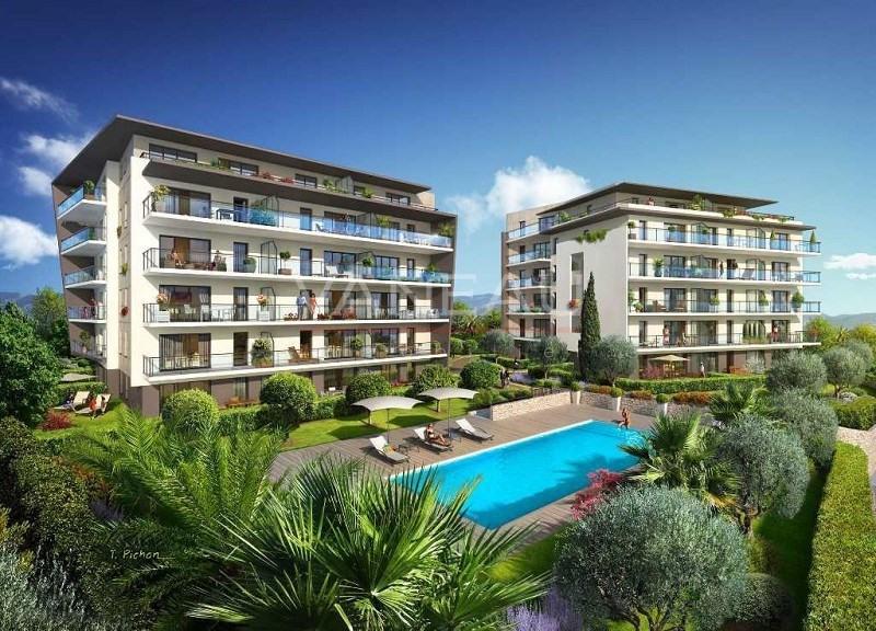 Vente de prestige appartement Antibes 299000€ - Photo 2