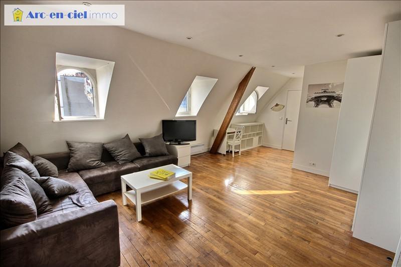 Revenda apartamento Paris 16ème 449000€ - Fotografia 1