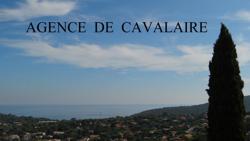 Sale house / villa Cavalaire 750000€ - Picture 1