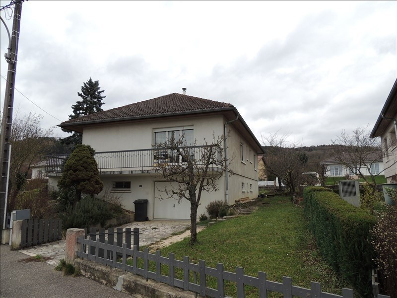 Venta  casa Pagny sur moselle 190800€ - Fotografía 1