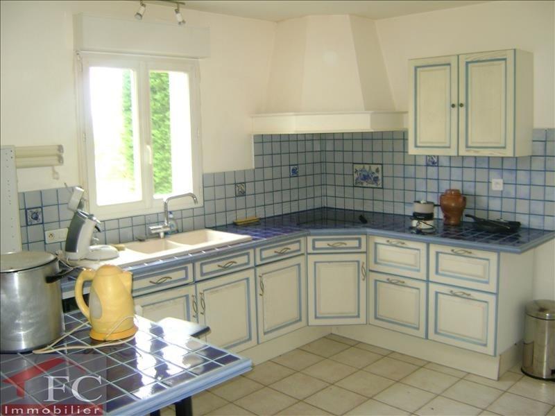 Sale house / villa St laurent en gatines 165850€ - Picture 3