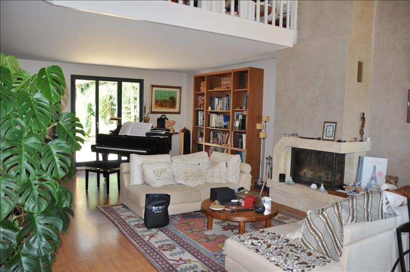 Vente maison / villa St nom la breteche 835000€ - Photo 2
