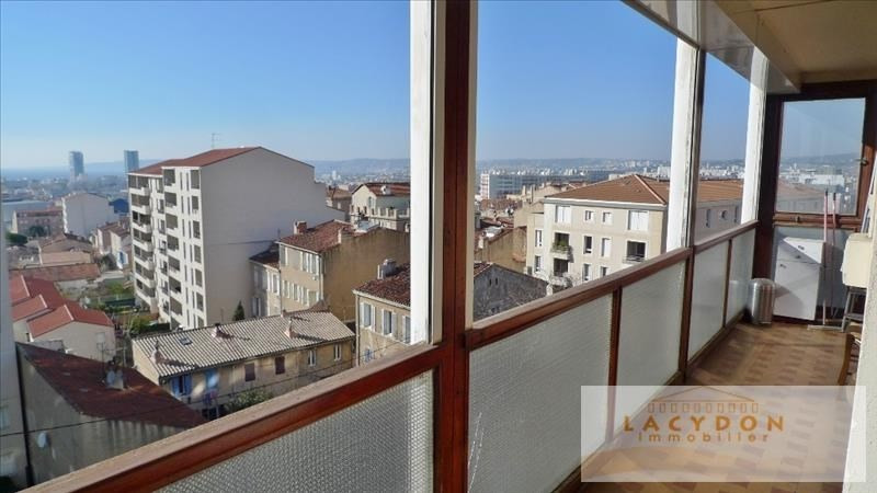 Sale apartment Marseille 4ème 138 000€ - Picture 2