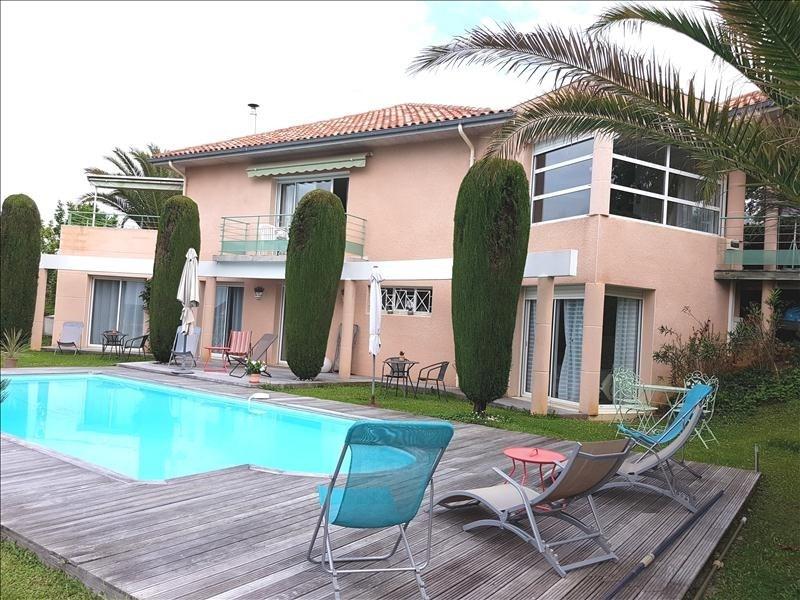 Sale house / villa Serres castet 524000€ - Picture 1