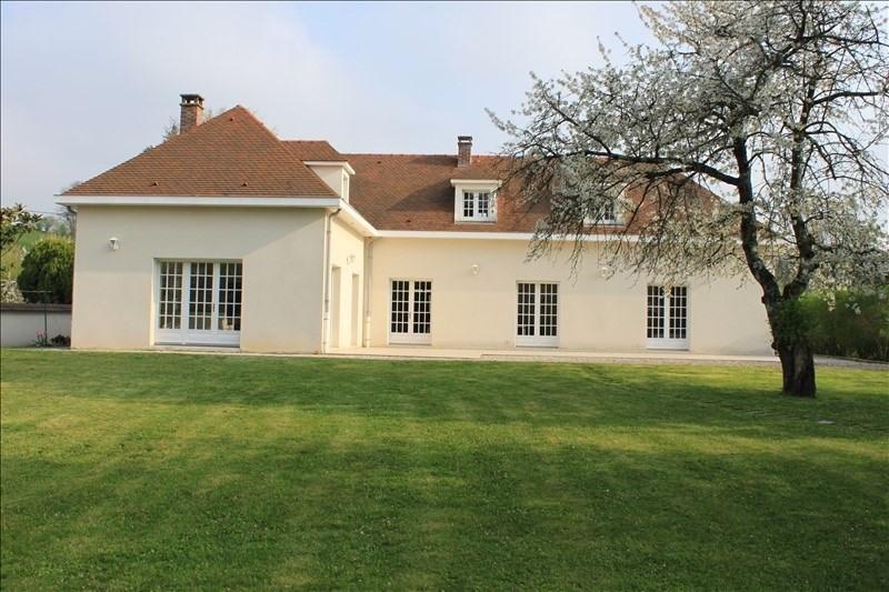 Sale house / villa St jean de bournay 490000€ - Picture 1