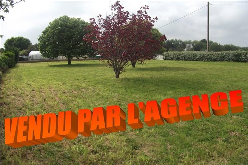 Vente terrain Plozevet 32100€ - Photo 1