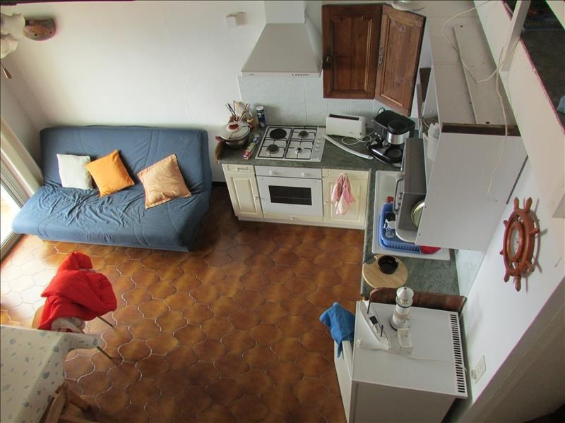 Vente appartement Port vendres 128 000€ - Photo 3
