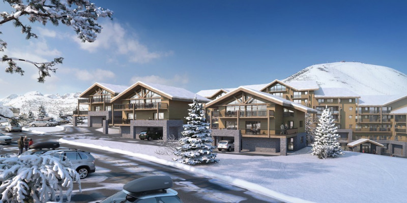 Sale apartment Alpe d'huez 498 369€ - Picture 3