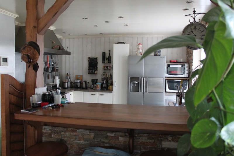 Sale house / villa La chapelle en serval 324000€ - Picture 7