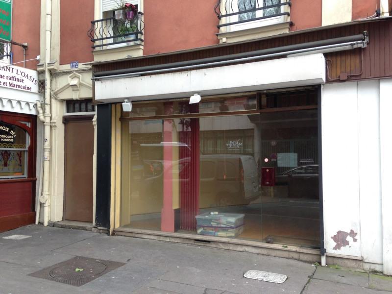 Location boutique St ouen 1080€ HC - Photo 1