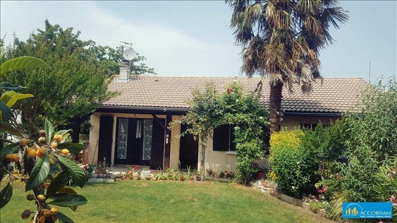Vente maison / villa Communay 290000€ - Photo 1