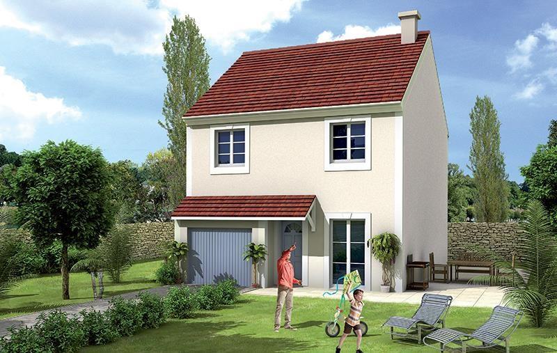 Maison  5 pièces + Terrain 260 m² Bonnelles par MAISONS BARILLEAU