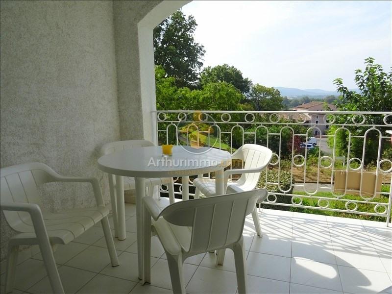 Sale apartment Grimaud 159000€ - Picture 1