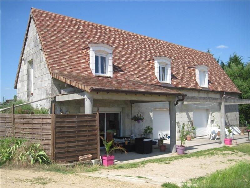 Vente maison / villa Neuille pont pierre 197000€ - Photo 1