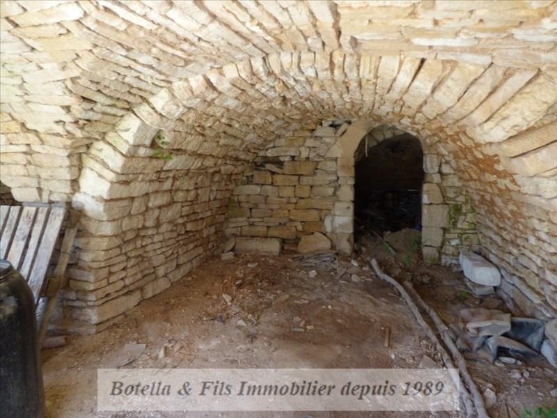 Sale house / villa Barjac 61000€ - Picture 5