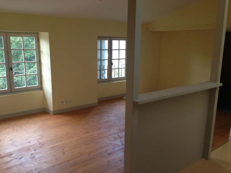 Rental apartment Poitiers 494€ CC - Picture 1