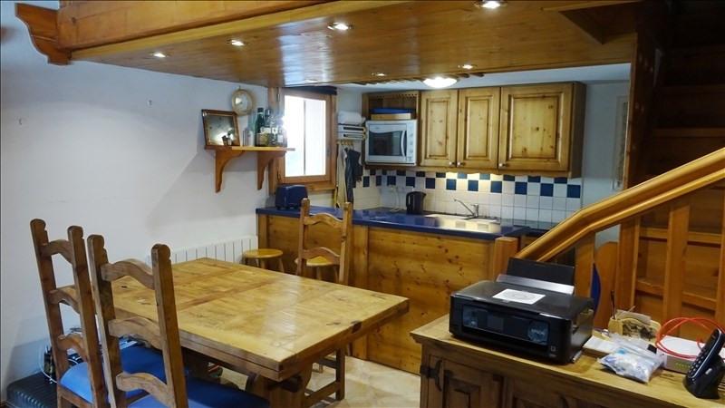 Sale apartment Meribel village 430000€ - Picture 1