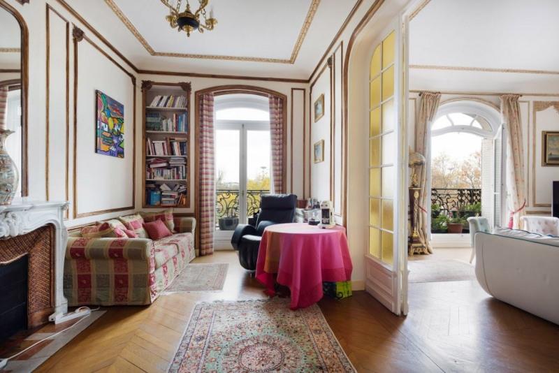 Revenda residencial de prestígio apartamento Paris 16ème 2090000€ - Fotografia 5