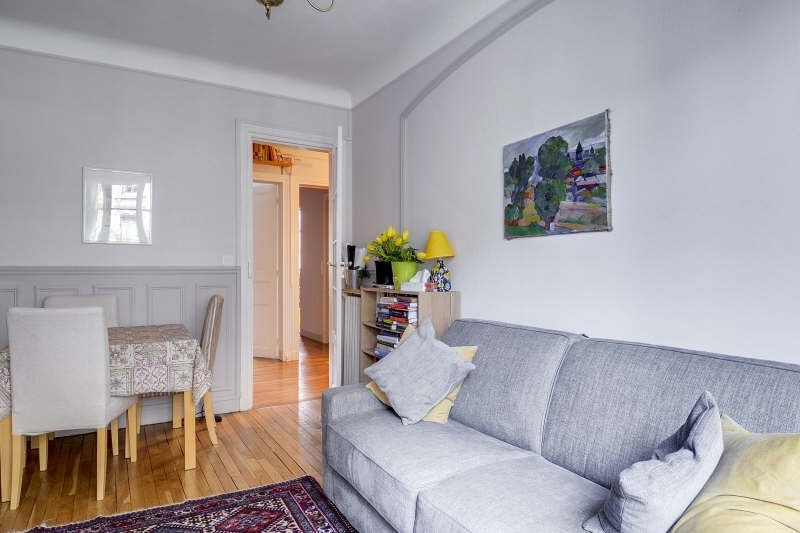 Sale apartment Paris 12ème 595000€ - Picture 2