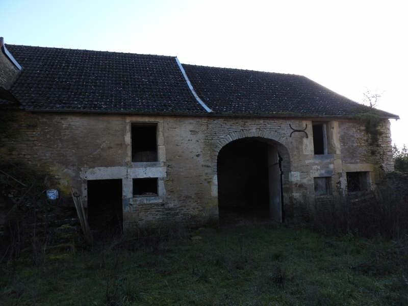 Sale house / villa Entre chatillon/montbar 11000€ - Picture 3