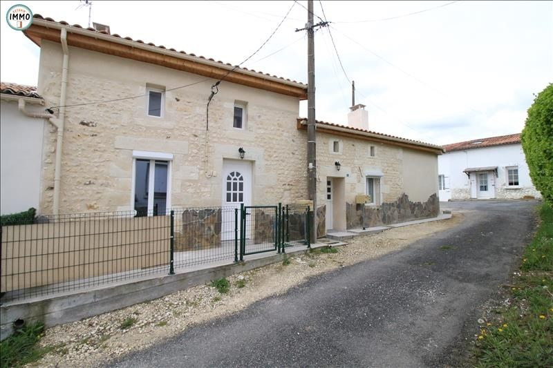 Vente maison / villa Mirambeau 287820€ - Photo 1