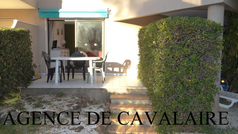 Vente appartement Cavalaire sur mer 124000€ - Photo 1