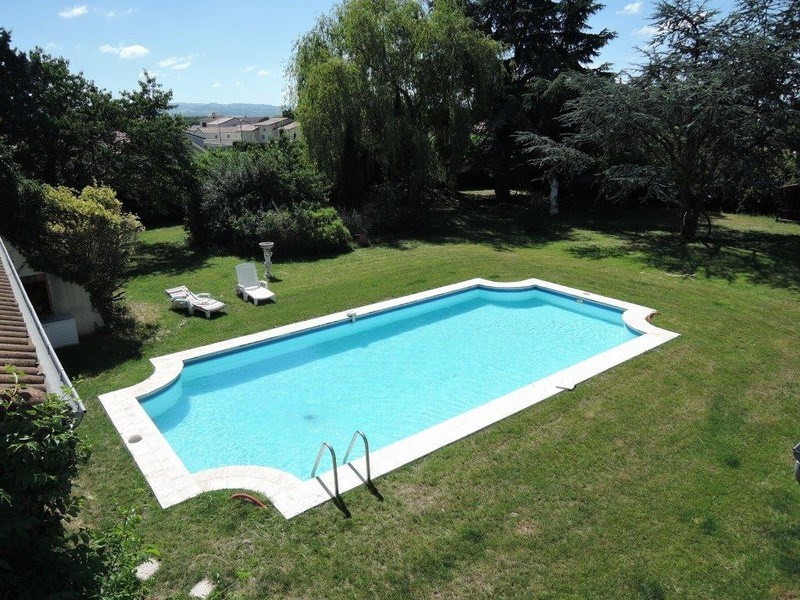 Sale house / villa Veauche 390 000€ - Picture 3