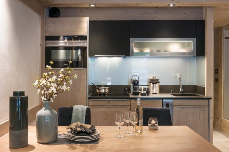 Deluxe sale apartment Le grand bornand 195833€ - Picture 1
