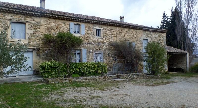 Vente maison / villa Chantemerle-lès-grignan 495000€ - Photo 2