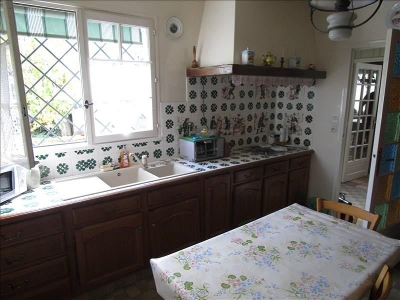 Vente maison / villa Le plessis bouchard 444000€ - Photo 4