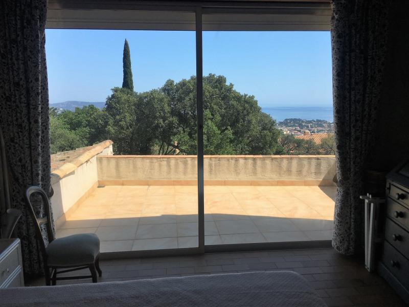 Location vacances maison / villa Cavalaire sur mer 2000€ - Photo 13