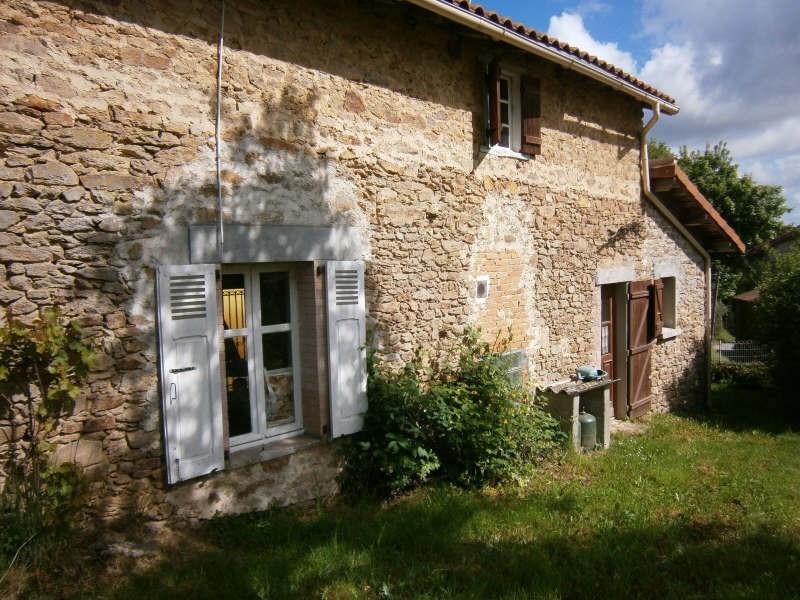 Vente maison / villa Nantiat 72000€ - Photo 1