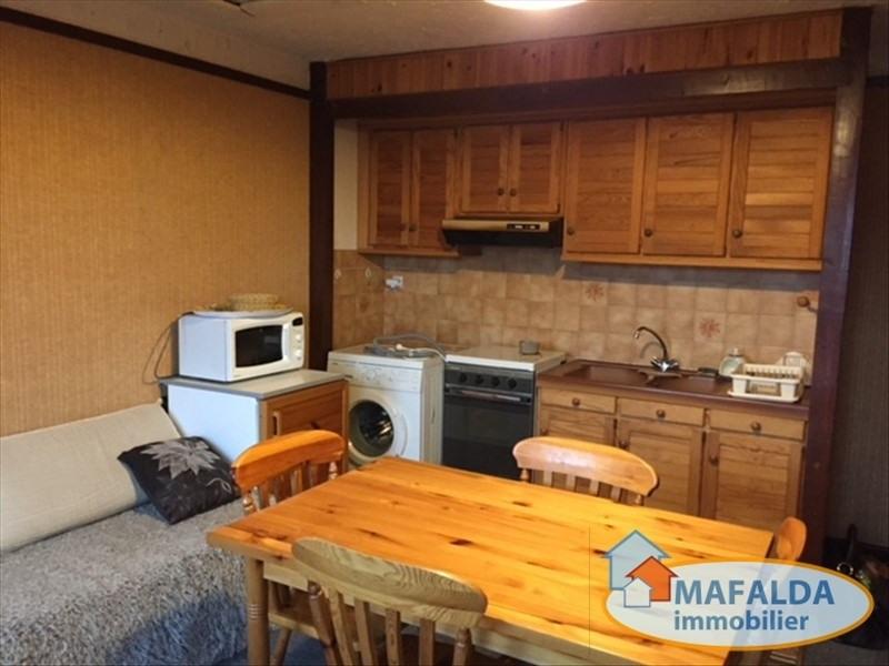 Sale apartment Passy 65000€ - Picture 1