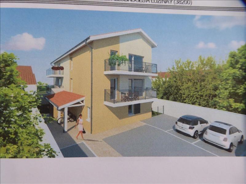 Vente appartement Luzinay 153000€ - Photo 1