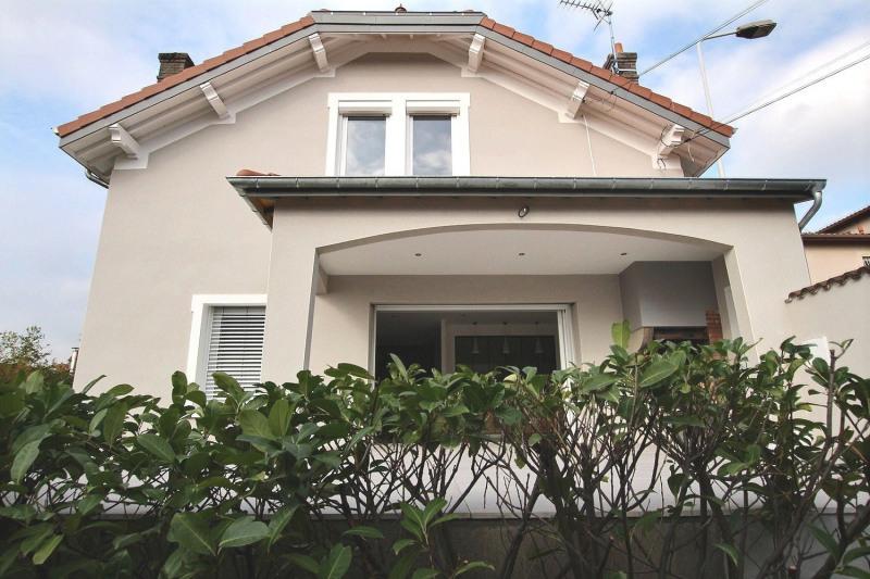 Maison Monchat Lyon 3