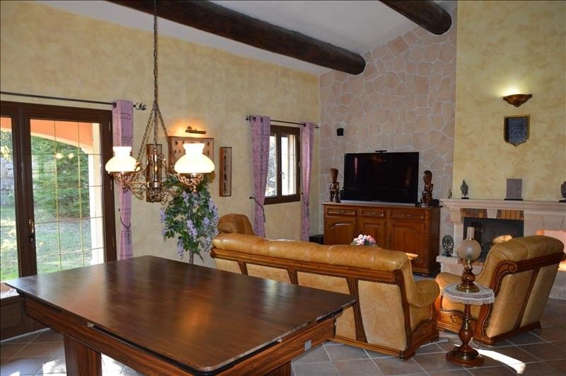Sale house / villa Malemort du comtat 445000€ - Picture 2