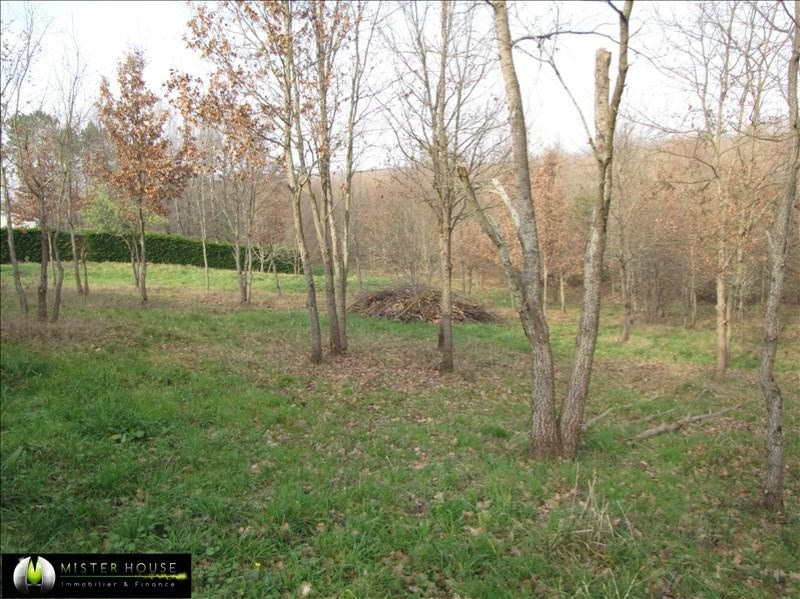 Vendita terreno Leojac 65000€ - Fotografia 3