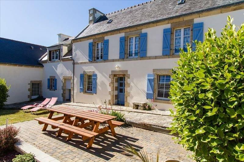 Deluxe sale house / villa Cleden-cap-sizun 551200€ - Picture 1