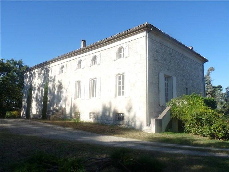 Vente de prestige maison / villa Laplume 695000€ - Photo 1