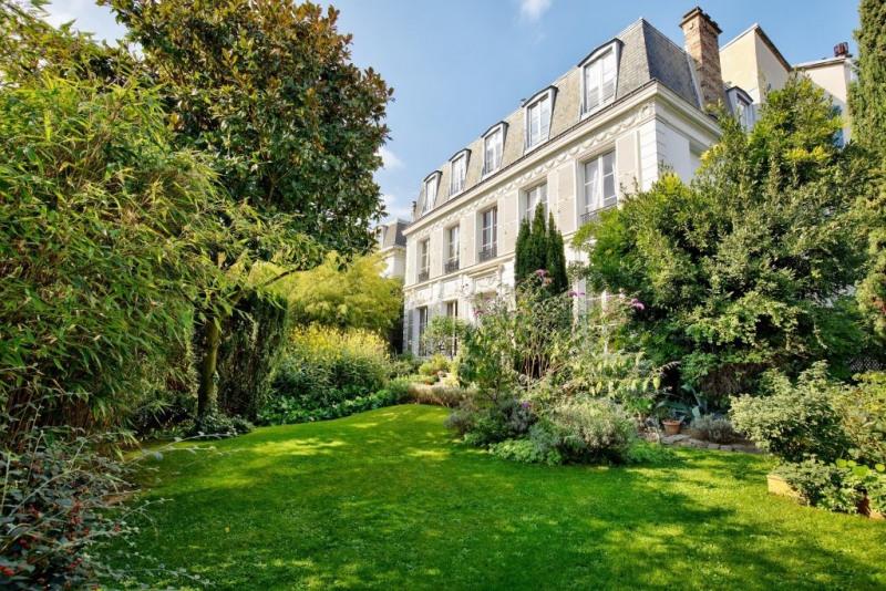 Immobile residenziali di prestigio casa Paris 16ème 5300000€ - Fotografia 1