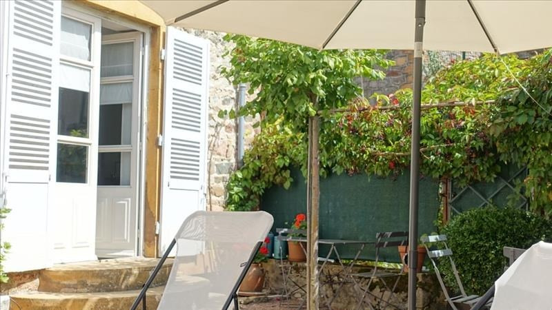 Vente maison / villa Le bois d oingt 299000€ - Photo 1